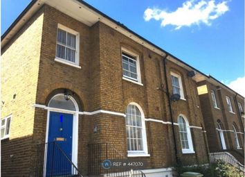 Thumbnail 1 bed flat to rent in Peckham Hill Street, London