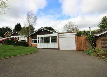 Thumbnail 2 bed detached bungalow for sale in Hampshire Drive, Edgbaston, West Midlands
