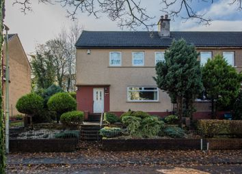 Thumbnail 3 bed end terrace house for sale in 144 Barscube Terrace, Paisley