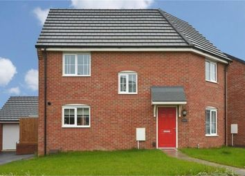 Thumbnail 3 bedroom detached house for sale in Skimmer Close, Dragonfly Meadows, Northampton