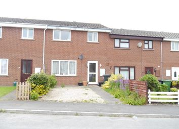 Thumbnail 3 bed terraced house for sale in Churchill Crescent, South Molton, Devon