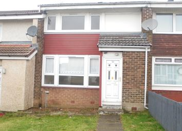 Thumbnail 2 bed terraced house for sale in Kirknethan, Netherton Wishaw