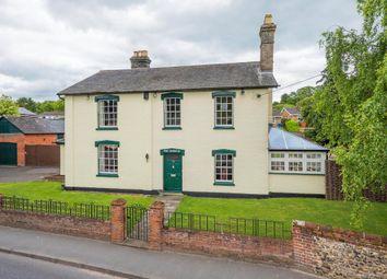 Thumbnail 4 bedroom detached house for sale in Bildeston, Ipswich, Suffolk