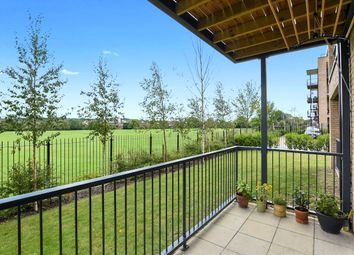 Thumbnail 1 bed flat for sale in Alder House, 1 Swannell Way, London