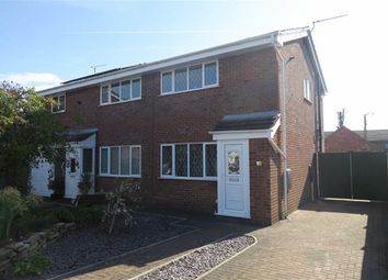 Thumbnail 2 bed semi-detached house to rent in Wetherby Close, Cheadle, Stoke-On-Trent