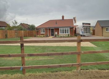 Thumbnail 2 bed detached bungalow for sale in The Hereward On Shared Equity, Mayfield Gardens, Baston, Peterborough