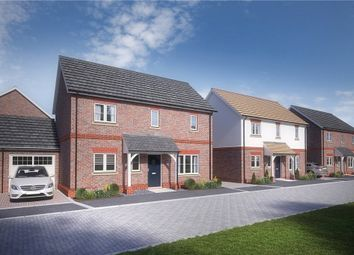 Thumbnail 3 bed detached house for sale in Lane End, Brookers Hill, Shinfield