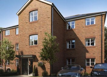 Thumbnail 2 bed flat for sale in Plot 34, Sudbrook, Caldicot