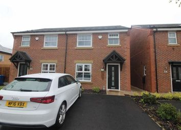 Thumbnail 3 bed semi-detached house for sale in Baines Close, Leigh, Wigan