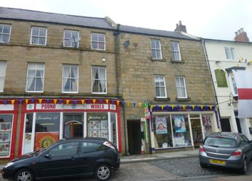 Thumbnail 1 bed flat to rent in Angel Lane, Alnwick, Northumberland