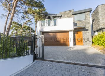 Thumbnail 4 bedroom detached house for sale in Inverness Road, Canford Cliffs, Poole, Dorset