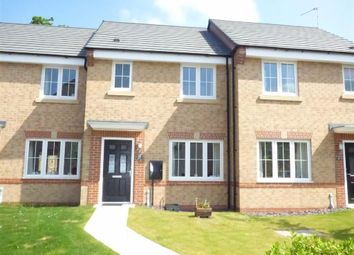 Thumbnail 2 bed mews house for sale in Goss Place, Alsager, Stoke-On-Trent