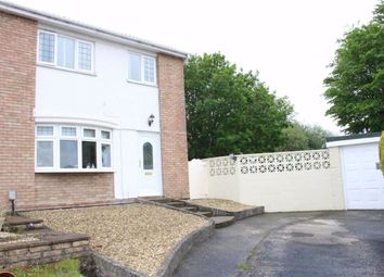 Thumbnail 3 bedroom semi-detached house for sale in Nevills Close, Gowerton, Swansea