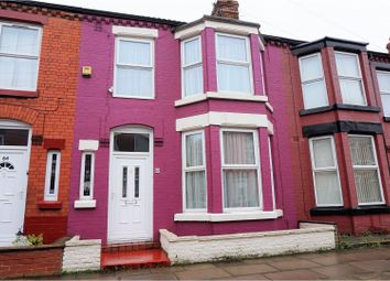 Thumbnail 3 bed terraced house for sale in Lidderdale Road, Liverpool