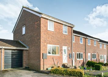 Thumbnail 3 bed end terrace house for sale in Wetherby Gardens, Charlton, Andover