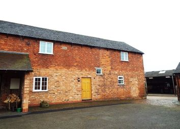 Thumbnail 2 bed barn conversion to rent in Catton Road, Walton-On-Trent, Swadlincote
