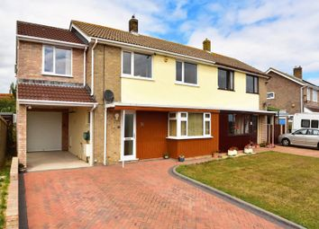 Thumbnail 5 bed semi-detached house for sale in Chafeys Avenue, Weymouth