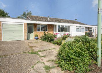 Thumbnail 3 bed property for sale in Elm Close, Wickham Market, Woodbridge