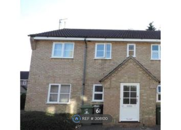 Thumbnail 1 bed flat to rent in St. Martins Street, Peterborough