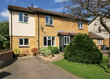 Thumbnail 3 bed semi-detached house for sale in Mathams Drive, Thorley, Bishop's Stortford