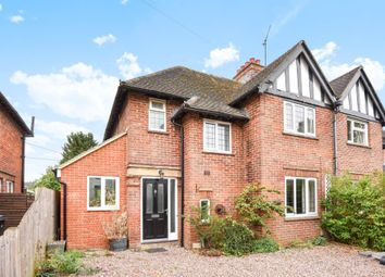Thumbnail 3 bed semi-detached house for sale in Abingdon-On-Thames, Oxfordshire