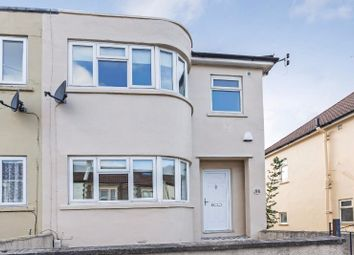 Thumbnail 4 bed flat to rent in Soundwell Road, Ashley, Bristol