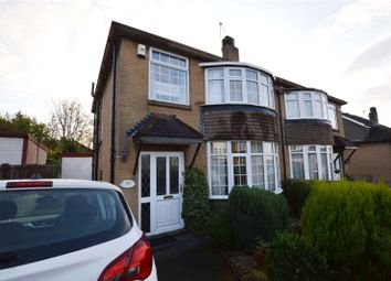 Thumbnail 3 bed semi-detached house for sale in Carr Manor Place, Leeds, West Yorkshire