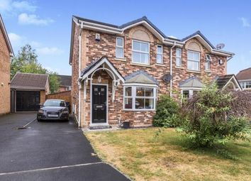 Thumbnail 3 bed semi-detached house for sale in Farington Gate, Leyland, .