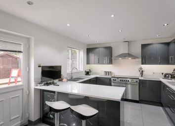 Thumbnail 4 bed detached house for sale in Burgess Close, Cheshunt, Waltham Cross