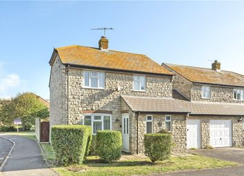 Thumbnail 3 bedroom link-detached house for sale in Barrowfield Close, Burton Bradstock, Bridport, Dorset