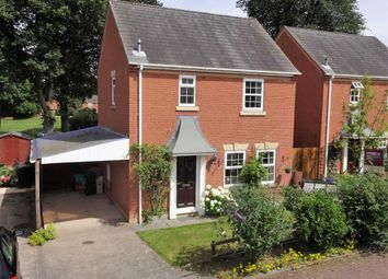 Thumbnail 3 bed detached house for sale in 8, Rowan Court, Kerry, Newtown, Powys