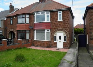 Thumbnail 3 bed semi-detached house to rent in Flowery Leys Lane, Alfreton