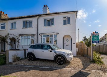 Thumbnail 3 bed end terrace house for sale in Gorrell Road, Whitstable