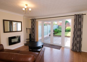 Thumbnail 3 bed semi-detached house to rent in Paris Avenue, Newcastle-Under-Lyme