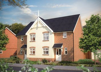 Thumbnail 3 bed semi-detached house for sale in Burfield Grange, Hellingly, Hailsham