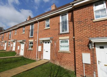 Thumbnail 3 bed terraced house to rent in Casson Drive, Stoke Park, Bristol