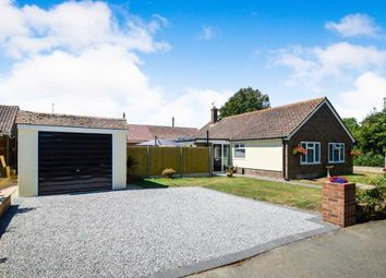 Thumbnail 3 bed bungalow for sale in Priory Close, New Romney, Kent, .
