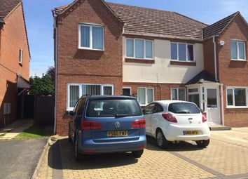 Thumbnail 3 bed semi-detached house for sale in Mulberry Road, Bloxwich, Walsall