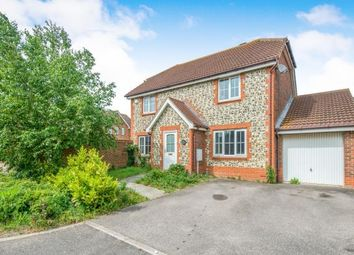 Thumbnail 4 bed detached house for sale in Penny Cress Road, Minster-On-Sea, Sheppey, Kent