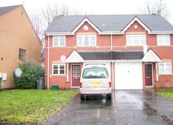 Thumbnail 3 bed semi-detached house to rent in Viaduct Drive, Wolverhampton