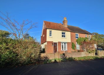 Thumbnail 3 bed semi-detached house for sale in Rushers Cross, Mayfield