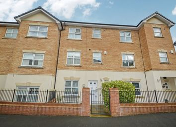 Thumbnail 3 bed town house to rent in Hampstead Drive, Whitefield, Manchester