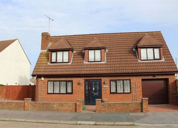 Thumbnail 4 bed property for sale in Lewis Avenue, Gillingham, Kent