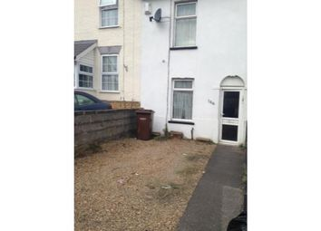 Thumbnail 2 bed terraced house to rent in Napier Road, Gillingham