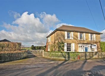 Thumbnail 5 bed detached house for sale in Station Road, Bentley, Farnham, Hampshire