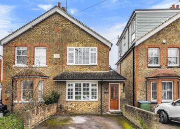 Back Green, Hersham, Walton-On-Thames KT12. 3 bed semi-detached house for sale