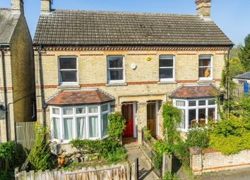 Thumbnail 4 bedroom detached house for sale in Grantchester Road, Cambridge