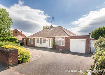 Thumbnail 3 bedroom detached bungalow for sale in Tamworth Road, Coventry