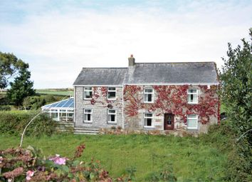 Thumbnail 4 bed cottage for sale in Quintrell Downs, Newquay
