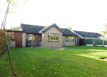 Thumbnail 3 bed detached bungalow to rent in Sudbrooke Road, Scothern, Lincoln